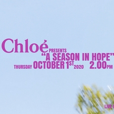 شاهدي عرض Chloé مباشرةً من باريس