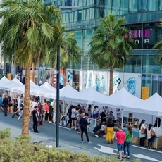 بعد كارثة 4 أغسطس... حيّ دبي للتصميم يدعم المصمّمين اللّبنانيين