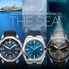 منصةWatchbox Middle Eastتأتي لك بساعات من أعماق البحار