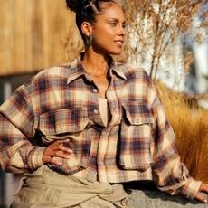 Alicia Keys تقتحم عالم الجمال
