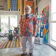 Mohammed Ahmed Ibrahim: الفنّ هو لعب في قمّة الجدّ وهنا يكمن الاستمتاع بالعمل