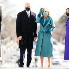 الإطلالات الأرقى والأجمل من حفل تنصيب الرئيس الأميركيّ الجديد