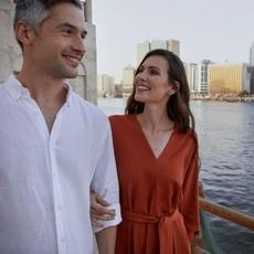 احتفلي بيوم الحبّ بأسلوبٍ رومانسيّ أصيل في قلب دبي