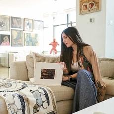 At Home مع Zina Khair