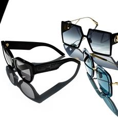 النظارات الشمسيّة المثاليّة لصيف 2021