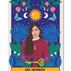 Amel Bouchoucha: أتمسّك بالأمل لمستقبل أجمل وحياة أفضل لأولادنا