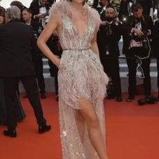 المصمّمون العرب يضيئون سجّادة Cannes الحمراء
