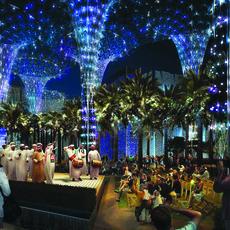 EXPO 2020 دبي لإحداث التغيير الإيجابي من أجل بناء مستقبل أفضل للعالم بأسره
