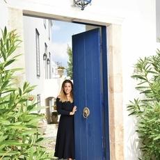 رحلة مع Mary Katrantzou إلى أثينا