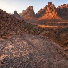 للإماراتيّين - أماكن سياحيّة تراثيّة في السعودية