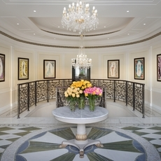 خلال Expo 2020 - عروضٌ حصريّة في فندق Palazzo Versace الأيقونيّ