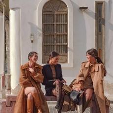 ثلاث عارضات عربيّات على الغلاف للمرّة الأولى
