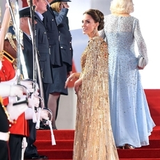 كلّ ما عليك معرفته عن إطلالة Kate Middleton الملكيّة الأخيرة